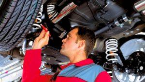 Услуги по ремонту амортизаторов автомобиля