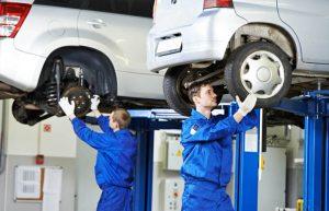 Стоимость технического обслуживания автомобиля
