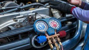 Цены на ремонт автокондиционеров